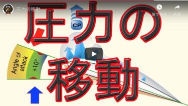 圧力の移動|飛行機の機首の角度と揚力の関係!
