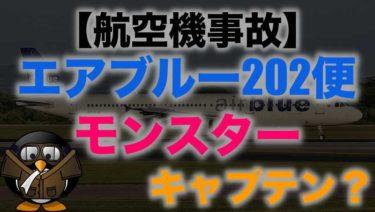 【航空機事故】エアブルー202便墜落事故について